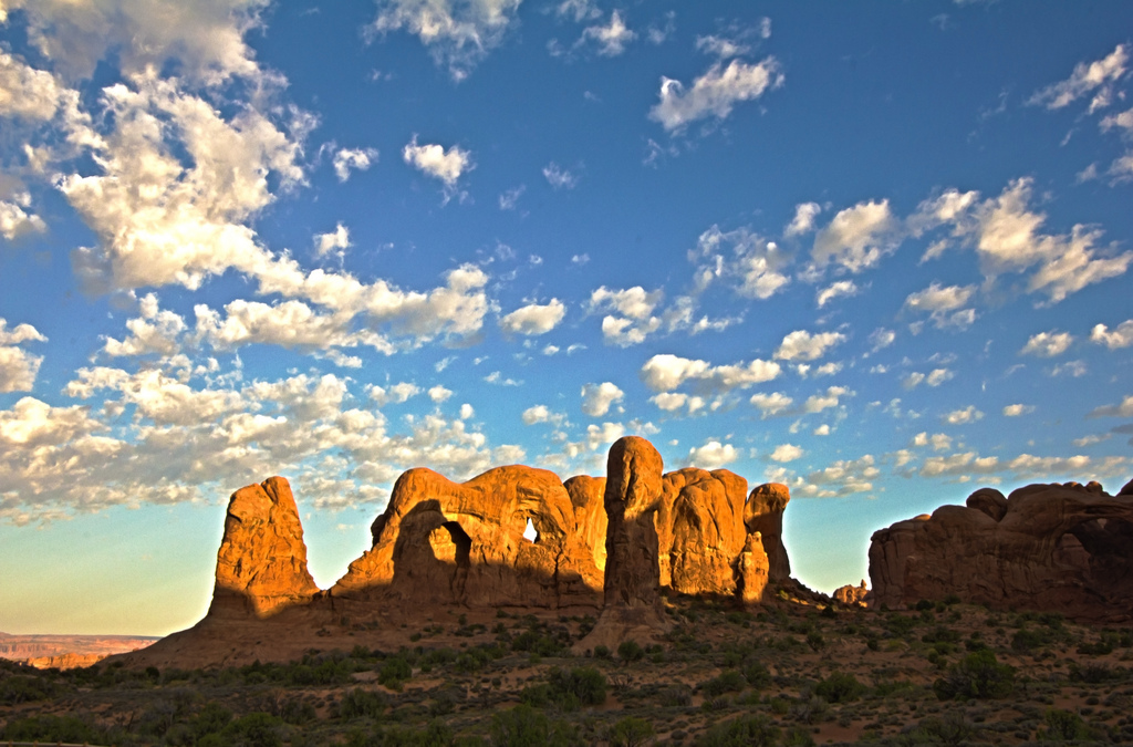 The Spectacles Arches NP